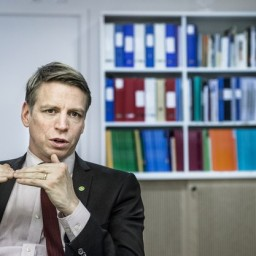 ny lag för bolån planeras av finansmarknadsminister Bolund